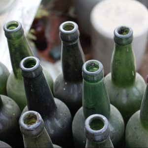 botellas vino de cangas vino asturias